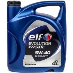 Масло ELF Evolution 900 SXR 5W40 A3/B4-7 SM/CF (4л) синт